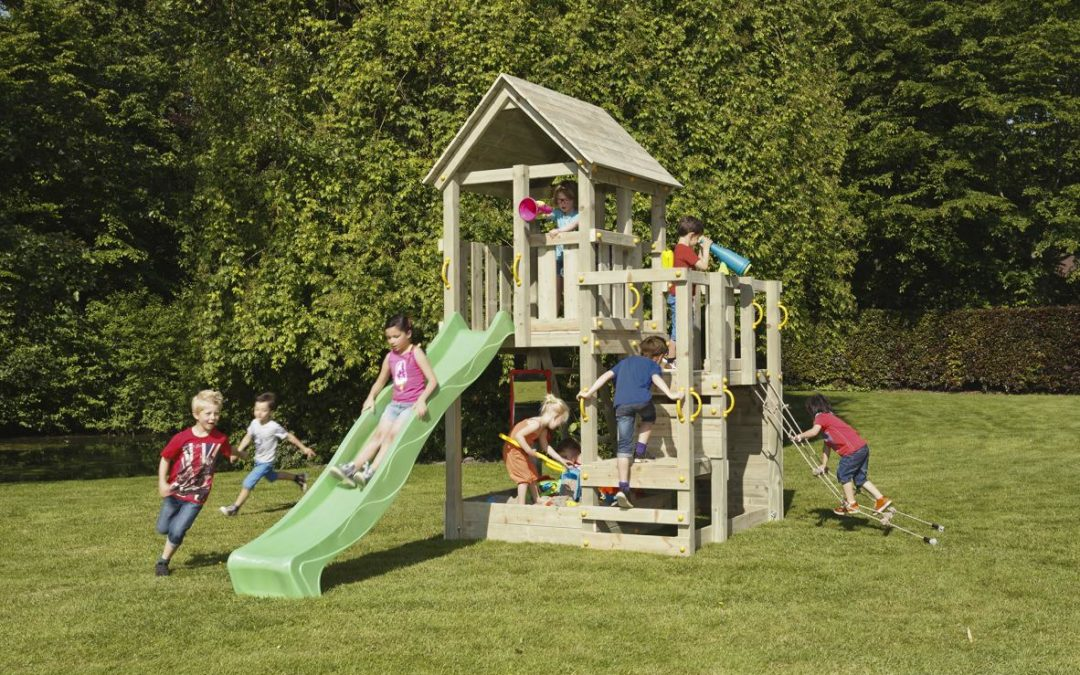 Penthouse Play Tower